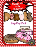 Donut Theme Song Prop Pack: Therapy Win in the Dollar Bin