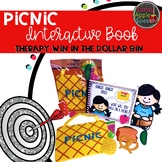 Picnic Interactive Book: Therapy Win in the Dollar Bin