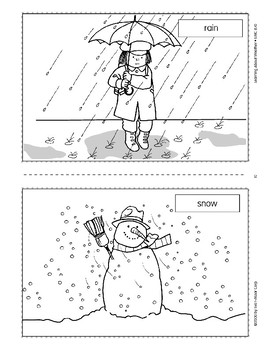 There Are Many Kinds of Weather