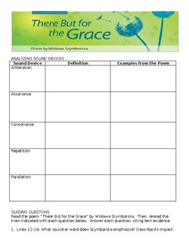 There But for the Grace Comprehensive Study Guide