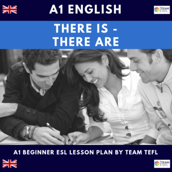 There Is - There Are A1 Beginner Lesson Plan For ESL