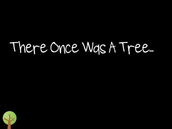 There Once Was a Tree - September 11th Story