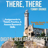There There Digital Research Project - Tommy Orange- Dista