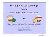 There Was An Old Lady Activity Pack