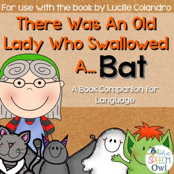 There Was An Old Lady Who Swallowed A Bat: Book Companion