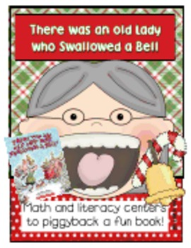There Was An Old Lady Who Swallowed A Bell - Christmas