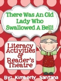 There Was An Old Lady Who Swallowed A Bell Literacy Pack