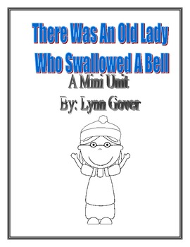 There Was An Old Lady Who Swallowed A Bell mini unit