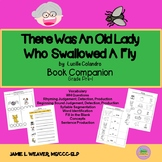 There Was An Old Lady Who Swallowed A Fly Activities Book
