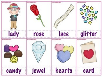 There Was An Old Lady Who Swallowed A Rose! Language Unit