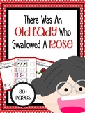 There Was An Old Lady Who Swallowed A Rose Unit