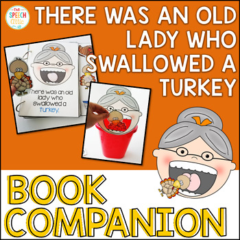 There Was An Old Lady Who Swallowed A Turkey By The Speech Attic