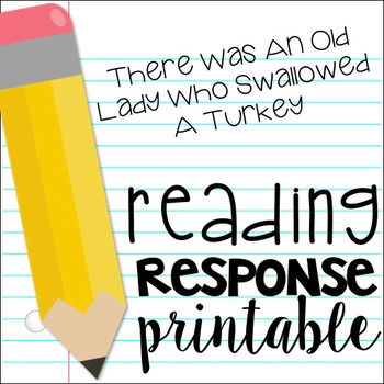 There Was An Old Lady Who Swallowed A Turkey Sequencing