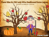 There Was An Old Lady Who Swallowed Leaves {Sub Tub}