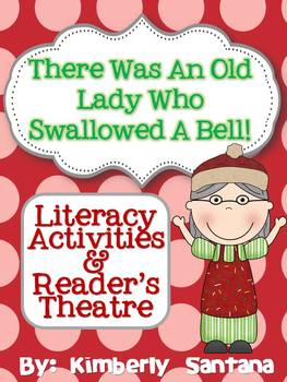 There Was An Old Lady Who Swallowed MEGA PACK {BUNDLED!}