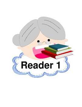 There Was An Old Lady Who Swallowed Some Books!  --  A Reader's Theater