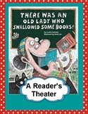 There Was An Old Lady Who Swallowed Some Books!  --  A Rea
