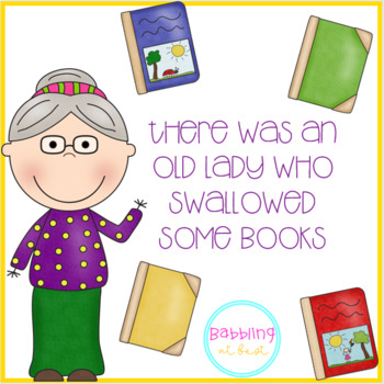 There Was An Old Lady Who Swallowed Some Books Companion
