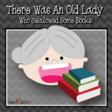 There Was An Old Lady Who Swallowed Some Books! {Language Unit}