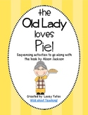 There Was An Old Lady Who Swallowed Some Pie-Sequencing