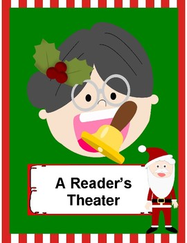 There Was An Old Lady Who Swallowed a Bell!  --  A Reader's Theater