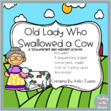 There Was An Old Lady Who Swallowed a Cow Activity Pack