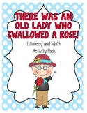 There Was An Old Lady Who Swallowed a Rose Activity Pack
