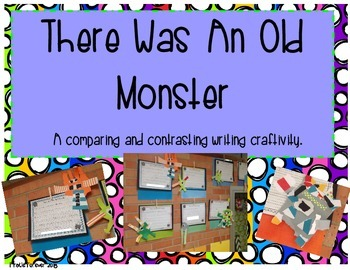There Was An Old Monster