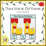 There Was An Old Woman Task Cards