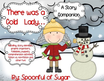 There Was a Cold Lady (Story Companion)