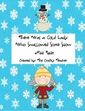There Was a Cold Lady Who Swalled Some Snow! Fun Mini Unit!