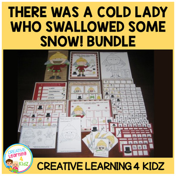 There Was a Cold Lady Who Swallowed Some Snow! Bundle