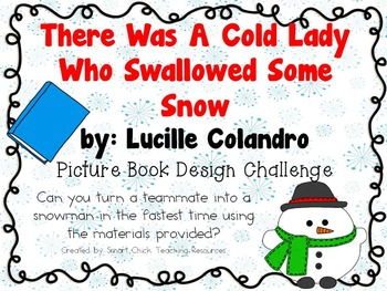 There Was a Cold Lady Who Swallowed Some Snow: Picture Boo