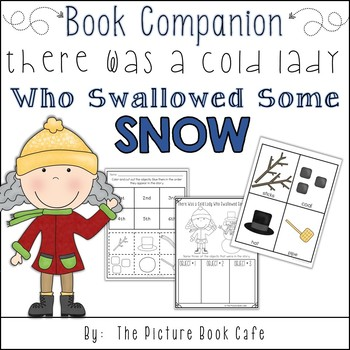 There Was a Cold Lady Who Swallowed Some Snow Retelling and Sequencing