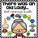 There Was an Old Lady Bundle of Book Companions