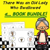 There Was an Old Lady Who... BOOK BUNDLE!!!