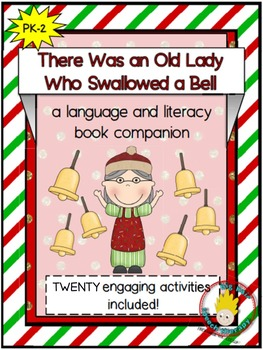 #novslpmusthave There Was An Old Lady Who Swallowed A Bell: for Artic & Language
