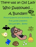 There Was an Old Lady Who Swallowed...A Bundle!!! Autism Supports