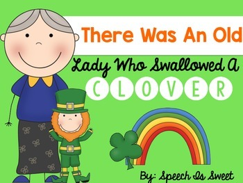 There Was an Old Lady Who Swallowed A Clover: Book Companion
