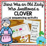 There Was an Old Lady Who Swallowed A Clover- Sequence