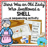 There Was an Old Lady Who Swallowed A Shell- Sequence