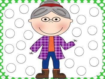 There Was an Old Lady Who Swallowed Leaves: Speech & Language Story Activities