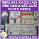 There Was an Old Lady Who Swallowed Some Books! Bundle