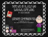 {There Was an Old Lady Who Swallowed Some Books} Language Companion Pack