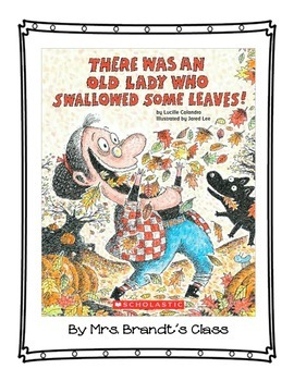 There Was an Old Lady Who Swallowed Some Leaves - Kiindergarten Read Aloud