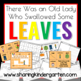 There Was an Old Lady Who Swallowed Some Leaves Math Unit