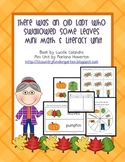 There Was an Old Lady Who Swallowed Some Leaves Mini Math and Literacy Unit