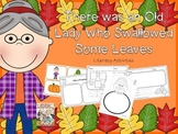 Old Lady and Some Leaves Activities