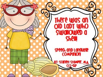 There Was an Old Lady Who Swallowed a BUNDLE!