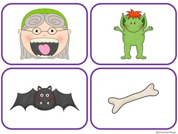 Batty Old Lady Literacy Activities